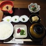 和食 懐石 京-miyako- - 鯛茶
