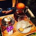 青山フラワーマーケット ティーハウス - 冬の紅茶