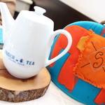 レストラン リュウ - 冷めない紅茶☆