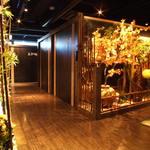 なごや香 - 当店は全席完全個室!プライベート空間でお寛ぎ下さい。