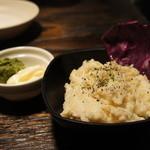 肉バルキッチン HANALE - 自慢のポテサラ 390円