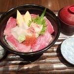 23561946 - 北海ぶり丼1,200円