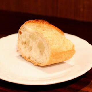 パニエ ド レギューム - パン