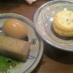 23563694 - こんにゃく、卵、ぽて玉
