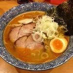麺屋 すずらん - #011 @辛塩850円