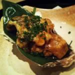 咲膳 横井 - 牡蠣の煮物