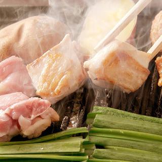 特許庁認可のオリジナルブランド地鶏、紀州紀ノ国地鶏は鳥吉でしか味わえません。