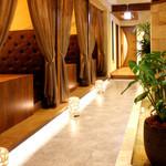 ピソラ - まるでリゾートホテルのような雰囲気・・