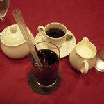 サント ルーチェ - コーヒー又は紅茶付き