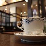 椿屋カフェ - ブレンドコーヒー