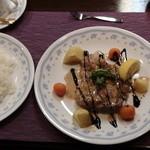 マリオネット - 料理写真:夕飯で一番気に入った鶏肉の料理