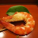 日本料理 太月 - 前菜 車海老旨煮
