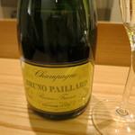 日本料理 太月 - BRUNO PAILLARD PREMIERE CUVEE Champagne