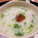日本料理 太月 - 七草粥