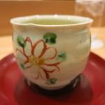 日本料理 太月 - お茶