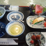 金山ヒュッテ - 2014/1 翌日朝食