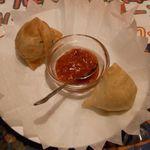 インド料理スーリヤ - サモサ