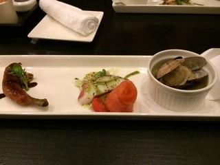 スズナリ - 前菜