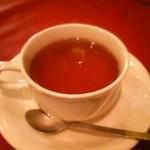 グリル グランド - 紅茶