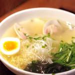 麺屋海神 - 蛤らぁめん