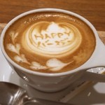 OGAWA COFFEE  - カプチーノ