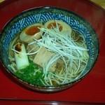 阿蘇の風 - 料理写真:時間をかけてトローリ煮込んだ豚肉と味付き半熟玉子の相性もぴったりの当店イチオシの品です。
