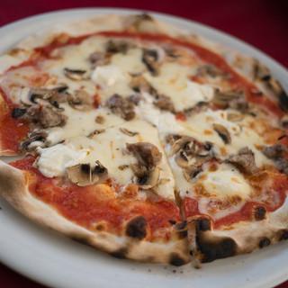 トスカーナ - 料理写真:ピザ職人パオロ オリジナル