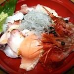 山武水産 - 海鮮丼