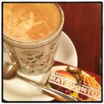 カフェ マツオントコ - ソイラテ