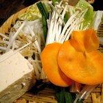 しゃぶしゃぶ温野菜 - 【New!】定番国産野菜盛り
