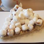 MAX BRENNER CHOCOLATE BAR - チョコレートチャンクピザ(スライス350円)