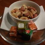ハーバーズカフェ - ナッツ&チーズ