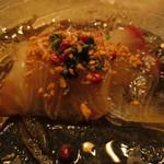 文化屋 - 3000円コース         魚料理