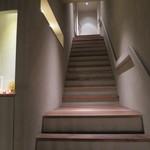 23582425 - 店舗は階段を揚がった2階