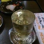 四文屋 - 危険な飲み物「柳陰」