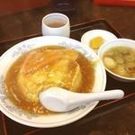 中華菜館 チュー - 料理写真:天津飯@680