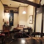 キッチン たくま - 年季の入った喫茶店の様な雰囲気です