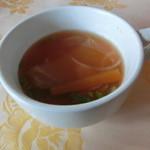 23586246 - 色々な香りのする野菜スープ