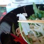 生粋四代湯島庵 - 大根の漬物