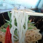 生粋四代湯島庵 - 麺