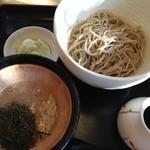 Sobadokorotogakushi - トロロ蕎麦
