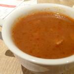 イルプレゴ - スープは体ぽかぽか。