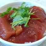 中華そば 四つ葉 - マグロ丼