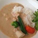 23588985 - お豆腐のカレー