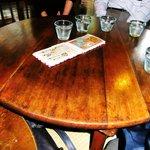 手ぬぐいカフェ 一花屋 - ちゃぶ台