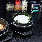 石鍋つけ麺 あつあつ -