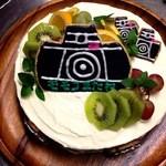 グラウンド ワーク - 特別な日のサプライズケーキもご相談ください☆1