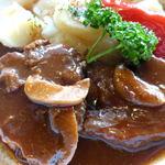 レストランヴェルデ - コトコトビーフシチュー ¥980