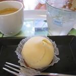 ブールシャンティー - モンブラン&コーヒー