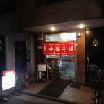 ねもと - 西大井駅から三間通りを品川区役所方面へ、二葉中央商店会を抜けたところ